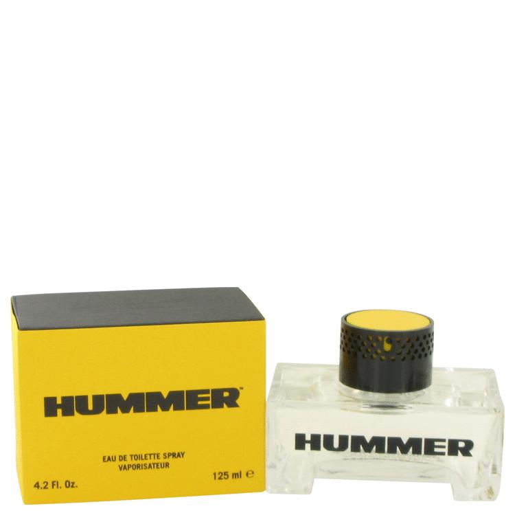 Hummer by Hummer Eau De Toilette Spray 4.2 oz Men