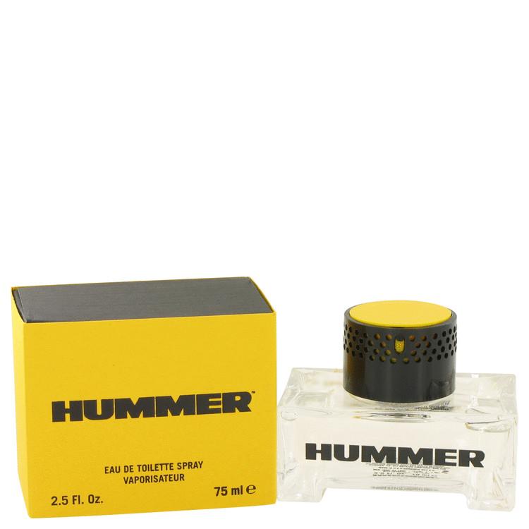 Hummer by Hummer Eau De Toilette Spray 2.5 oz Men