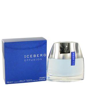 ICEBERG EFFUSION by Iceberg Eau De Toilette Spray 2.5 oz Men