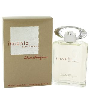 Incanto by Salvatore Ferragamo Eau De Toilette Spray 3.4 oz Men