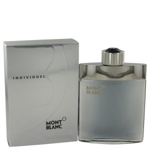 Individuelle by Mont Blanc Eau De Toilette Spray 2.5 oz Men