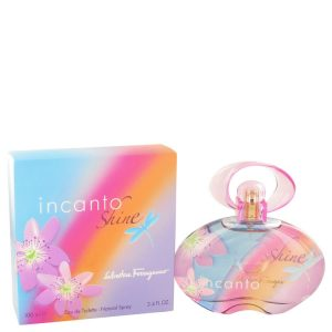 Incanto Shine by Salvatore Ferragamo Eau De Toilette Spray 3.4 oz Women