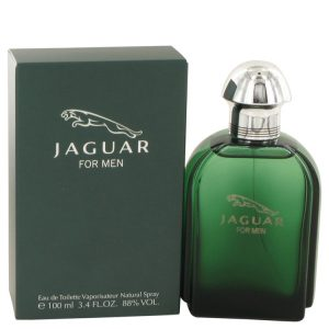 JAGUAR by Jaguar Eau De Toilette Spray 3.4 oz Men