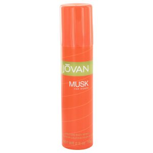 JOVAN MUSK by Jovan Body Spray 2.5 oz Women