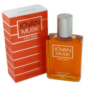 JOVAN MUSK by Jovan After Shave/Cologne 8 oz Men