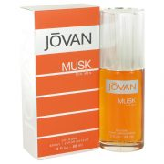 JOVAN MUSK by Jovan Cologne Spray 3 oz Men