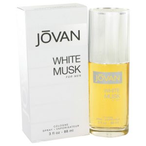 JOVAN WHITE MUSK by Jovan Eau De Cologne Spray 3 oz Men