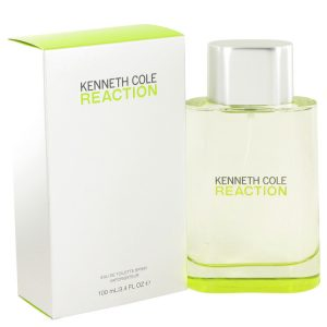 Kenneth Cole Reaction by Kenneth Cole Eau De Toilette Spray 3.4 oz Men