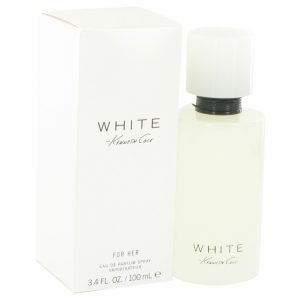Kenneth Cole White by Kenneth Cole Eau De Parfum Spray 3.4 oz Women
