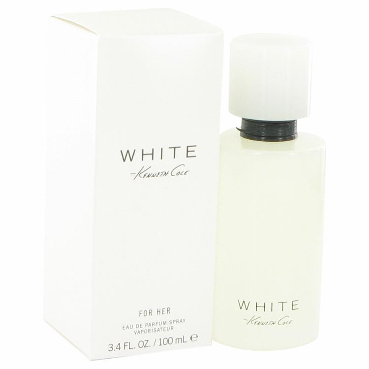 Kenneth Cole White by Kenneth Cole Eau De Parfum Spray 3.4 oz Women