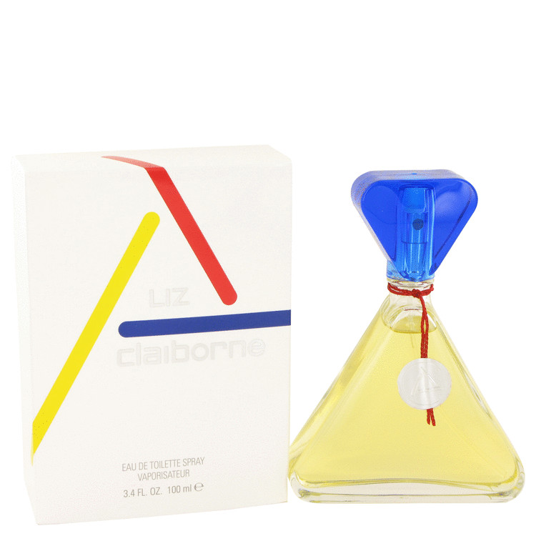 CLAIBORNE by Liz Claiborne Eau De Toilette Spray (Glass Bottle) 3.4 oz Women