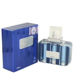 Lively by Parfums Lively Eau De Toilette Spray 3.4 oz Men