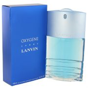 OXYGENE by Lanvin Eau De Toilette Spray 3.4 oz Men