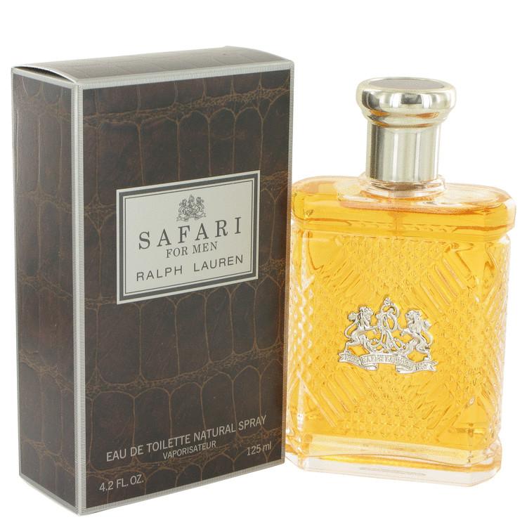 SAFARI by Ralph Lauren Eau De Toilette Spray 4.2 oz Men