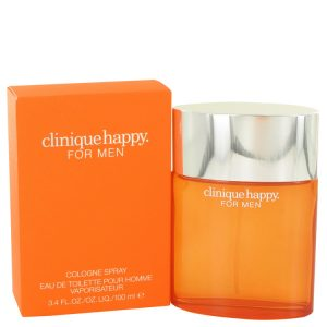 HAPPY by Clinique Cologne Spray 3.4 oz Men