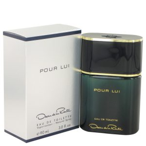 Oscar Pour Lui by Oscar de la Renta Eau De Toilette Spray 3 oz Men
