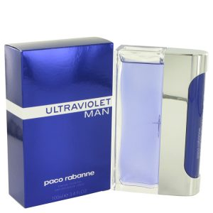 ULTRAVIOLET by Paco Rabanne Eau De Toilette Spray 3.4 oz Men