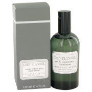 GREY FLANNEL by Geoffrey Beene Eau De Toilette Spray 4 oz Men