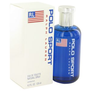POLO SPORT by Ralph Lauren Eau De Toilette Spray 4.2 oz Men