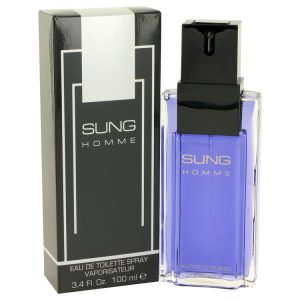 Alfred SUNG by Alfred Sung Eau De Toilette Spray 3.3 oz Men