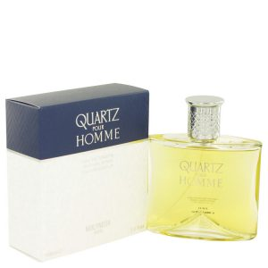 QUARTZ by Molyneux Eau De Toilette Spray 3.4 oz Men