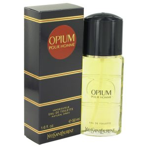 OPIUM by Yves Saint Laurent Eau De Toilette Spray 1.6 oz Men