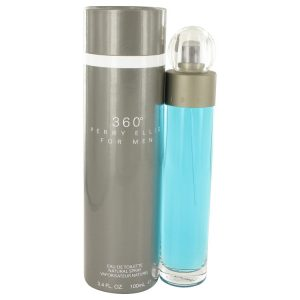 perry ellis 360 by Perry Ellis Eau De Toilette Spray 3.4 oz Men