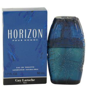 HORIZON by Guy Laroche Eau De Toilette Spray 1.7 oz Men
