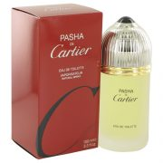 PASHA DE CARTIER by Cartier Eau De Toilette Spray 3.3 oz Men