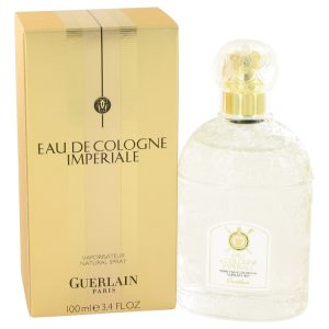 IMPERIALE by Guerlain Eau De Cologne Spray 3.4 oz Men