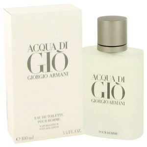 ACQUA DI GIO by Giorgio Armani Eau De Toilette Spray 3.3 oz Men