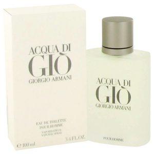 ACQUA DI GIO by Giorgio Armani Eau De Toilette Spray 3.3 oz Men