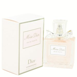 Miss Dior (Miss Dior Cherie) by Christian Dior Eau De Toilette Spray (New Packaging) 1.7 oz Women