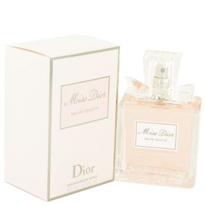 Miss Dior (Miss Dior Cherie) by Christian Dior Eau De Toilette Spray (New Packaging) 3.4 oz Women