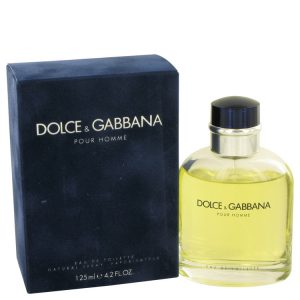 DOLCE & GABBANA by Dolce & Gabbana Eau De Toilette Spray 4.2 oz Men