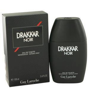 DRAKKAR NOIR by Guy Laroche Eau De Toilette Spray 3.4 oz Men