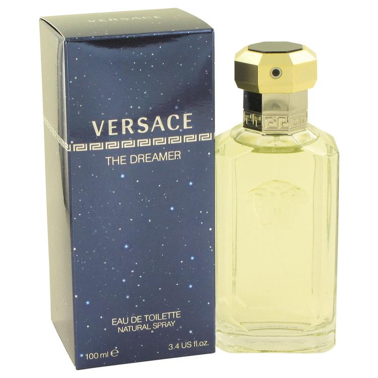 DREAMER by Versace Eau De Toilette Spray 3.4 oz Men