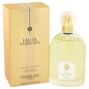 EAU DE GUERLAIN by Guerlain Eau De Toilette Spray (unisex) 3.4 oz Men