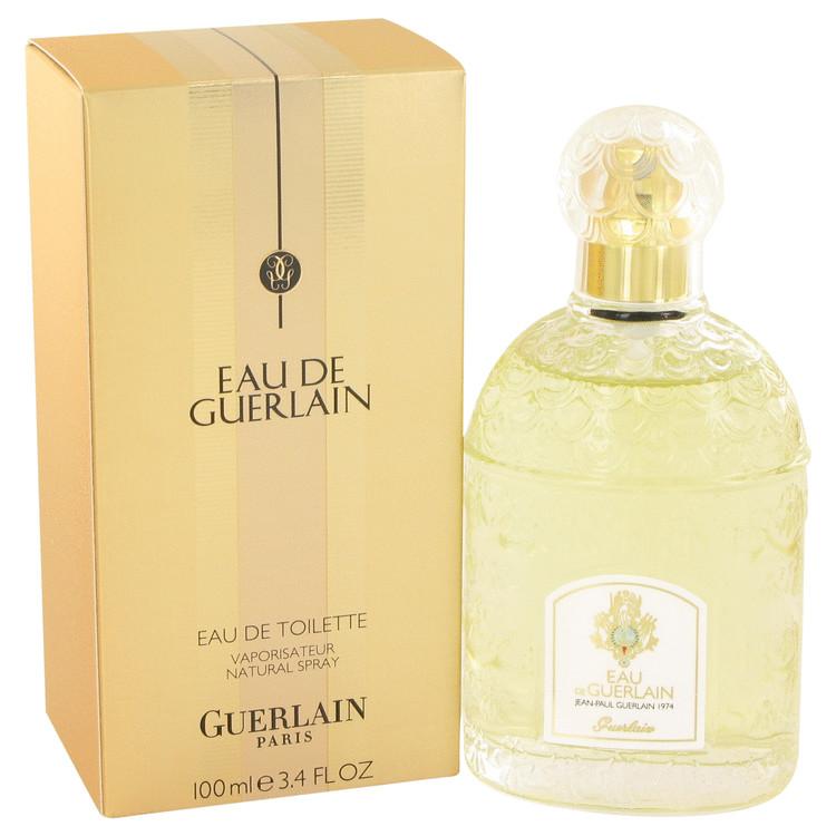 EAU DE GUERLAIN by Guerlain Eau De Toilette Spray (unisex) 3.4 oz Men