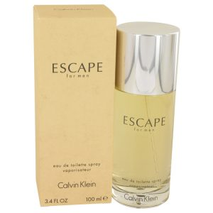 ESCAPE by Calvin Klein Eau De Toilette Spray 3.4 oz Men
