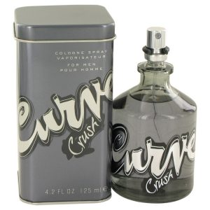 Curve Crush by Liz Claiborne Eau De Cologne Spray 4.2 oz Men