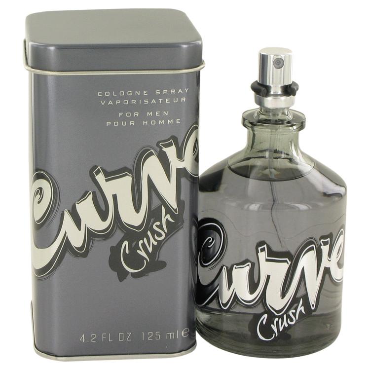 Curve Crush by Liz Claiborne Eau De Cologne Spray 4.2 oz Men