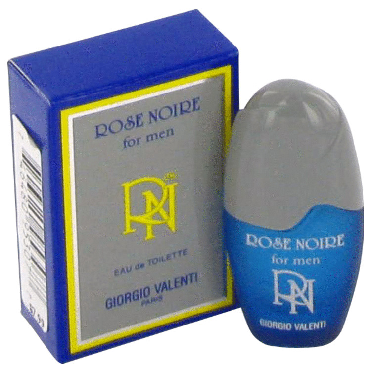 ROSE NOIRE by Giorgio Valenti Mini EDT .17 oz Men