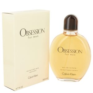 OBSESSION by Calvin Klein Eau De Toilette Spray 6.7 oz Men