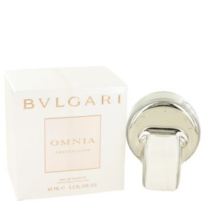 OMNIA CRYSTALLINE by Bvlgari Eau De Toilette Spray 2.2 oz Women