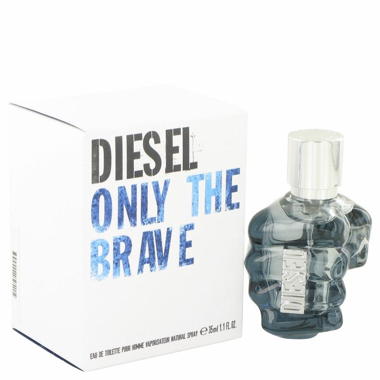 Only the Brave by Diesel Eau De Toilette Spray 1 oz Men
