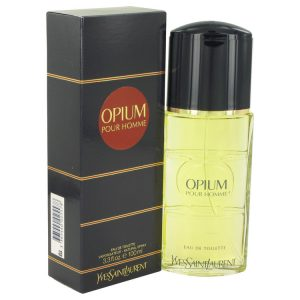 OPIUM by Yves Saint Laurent Eau De Toilette Spray 3.3 oz Men