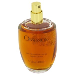 OBSESSION by Calvin Klein Eau De Parfum Spray (Tester) 3.4 oz Women
