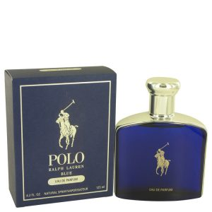 Polo Blue by Ralph Lauren Eau De Parfum Spray 4.2 oz Men