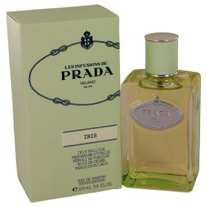 Prada Infusion D'iris by Prada Eau De Parfum Spray 3.4 oz Women